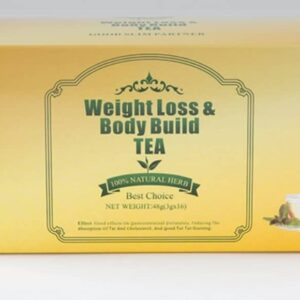 Weight Loss and Body Build Tea