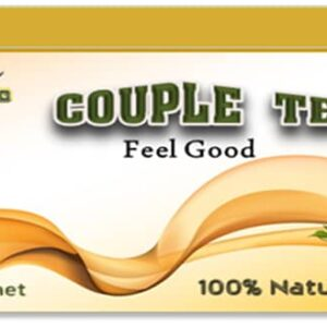 NUEVERGOLD COUPLE TEA