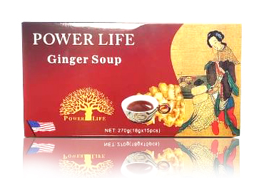 Powerlife Ginger Soup