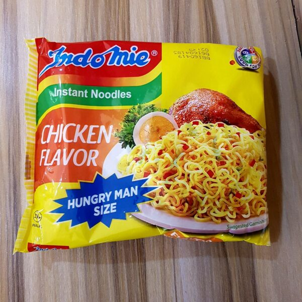 Indomie Hungry Man Size 180g