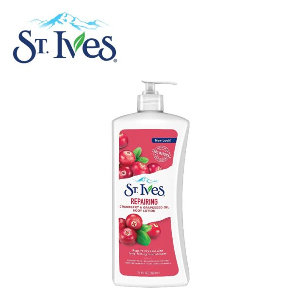 St. Ives Repairing Body Lotion